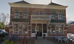 Hotel Spoorzicht in Loppersum